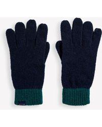 Jack Wills - Gatemead Colour Block Gloves - Lyst