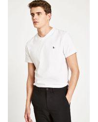 Jack Wills - Tobias V-neck T-shirt - Lyst