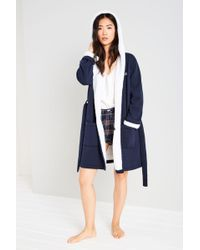 Jack Wills - Heslington Jersey Dressing Gown - Lyst