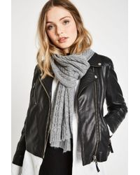 Jack Wills - Filsdon Cable Scarf - Lyst