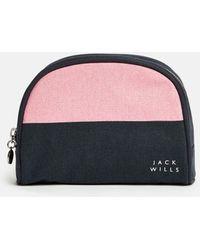 Jack Wills - Ashridge Mini Wash Bag - Lyst