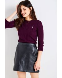 Jack Wills - Huxley Cable Jumper - Lyst