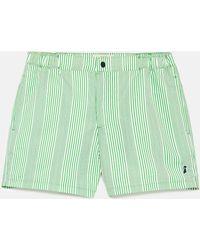 Jack Wills | Wittering Stripe Swim Shorts | Lyst