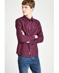 Jack Wills - Palewell Textured Shirt - Lyst