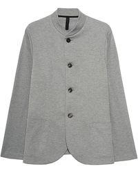 Harris Wharf London Chic Cotton Light Grey - Grau