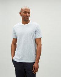 Jaeger - Space Dye T-shirt - Lyst