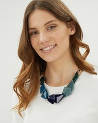 Jaeger - Bridget Necklace - Lyst
