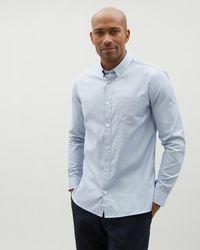 Jaeger - Forward And Reverse Shirt - Lyst