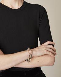 Jaeger Georgina Link Bracelet - Metallic