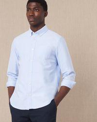 Jaeger Oxford Shirt - Blue
