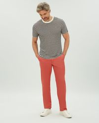 Jaeger Regular Fit Chinos - Multicolour