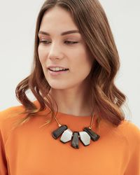 Jaeger - Penny Piano Necklace - Lyst