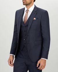 Jaeger - Regular Basketweave Suit Jacket - Lyst