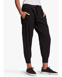 James Perse Y/osemite Technical Contrast Sweat Pant - Black