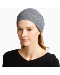 James Perse - Cashmere Thermal Beanie - Lyst