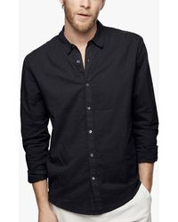 James Perse - Standard Shirt - Lyst