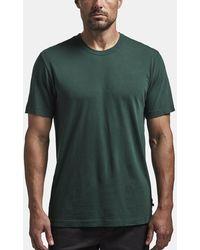 James Perse Short Sleeve Crew Neck - Green