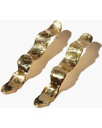 J.Crew - Odette New York Plinth Earrings - Lyst