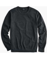 J.Crew - Tall Merino Wool Crewneck Sweater - Lyst
