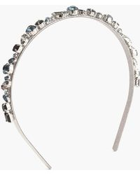 J.Crew - Jewelled Headband - Lyst