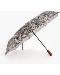 J.Crew - Printed Pocket Umbrella - Lyst
