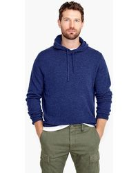 J.Crew - Everyday Cashmere Hoodie - Lyst