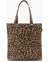 J.Crew Reusable Everyday Tote In Leopard - Brown