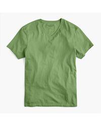 J.Crew - Mercantile Broken-in V-neck T-shirt - Lyst