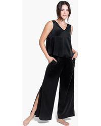 Lunya - Washable Silk Pant Set - Lyst
