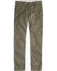J.Crew - 484 Slim-fit Pant In Broken-in Chino - Lyst