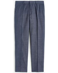 J.Crew - Ludlow Classic-fit Suit Pant In Italian Stretch Four-season Wool - Lyst