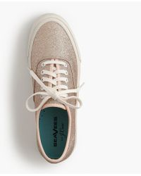 Seavees - Legend Sneakers In Glitter - Lyst