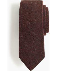 J.Crew - Ludlow Silk-donegal-wool Tie - Lyst