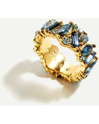 J.Crew - Mini-stone Cluster Ring - Lyst