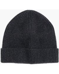 J.Crew Cashmere Hat - Multicolour