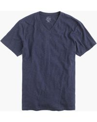 J.Crew - Slim Broken-in V-neck T-shirt - Lyst