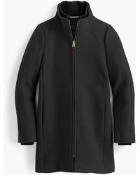 J.Crew - Lodge Coat In Italian Stadium-cloth Wool - Lyst