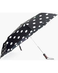 J.Crew Pocket Umbrella - Black