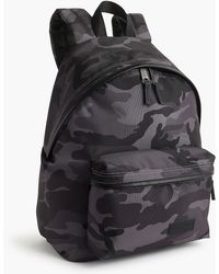 Eastpak - Padded Pak'r Backpack In Constructed Camouflage - Lyst