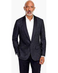 J.Crew - Ludlow Slim-fit Dinner Jacket In Flecked Italian Wool Blend - Lyst