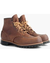 Red Wing - Roughneck Boots - Lyst