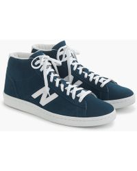 New Balance - 891 High-top Trainers - Lyst