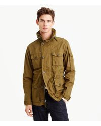 J.Crew - Field Mechanic Jacket - Lyst
