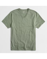 J.Crew - Essential V-neck T-shirt - Lyst