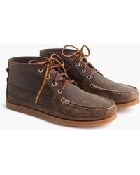 Sperry Top-Sider ® For J.crew Chukka Boots - Brown