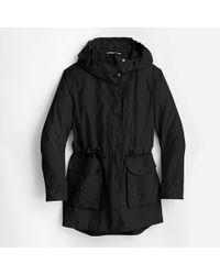 J.Crew - Petite Perfect Rain Jacket - Lyst