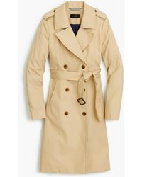 J.Crew Women's 2011 Icon Trench - Natural