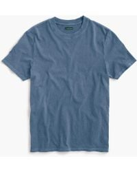 J.Crew - Tall Heavyweight Cotton T-shirt - Lyst