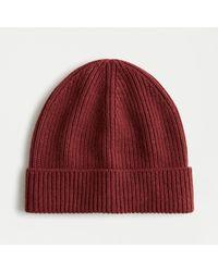 J.Crew Cashmere Hat - Red