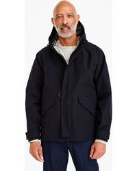 J.Crew - Waterproof Jacket - Lyst